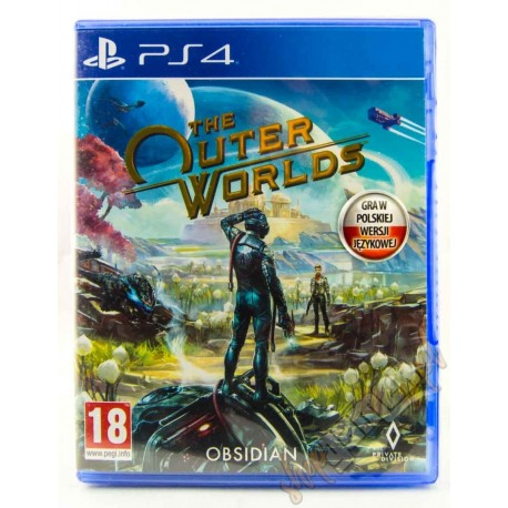 THE OUTER WORLDS PL (nowa)