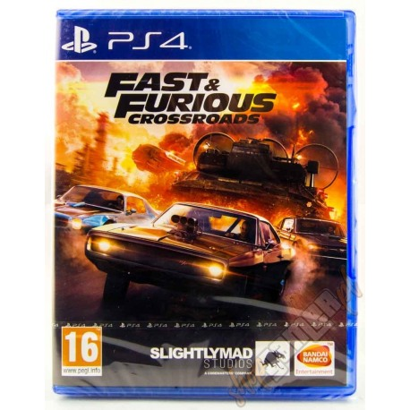 Fast & Furious Crossroads (nowa)