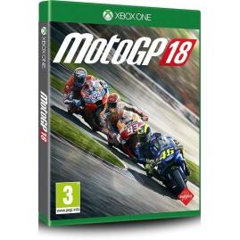 Moto GP 18 (używana)