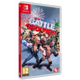 WWE 2K Battlegrounds (nowa)