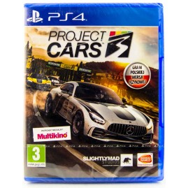 Project CARS 3 PL (nowa)