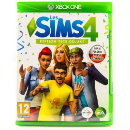 THE SIMS 4 DELUXE PARTY EDITION PL (nowa)