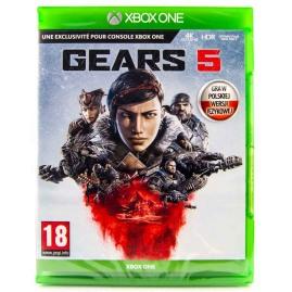 Gears of War 5 PL (nowa)