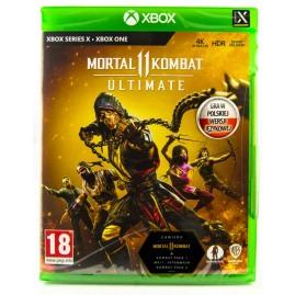 Mortal Kombat 11 Ultimate PL (nowa)