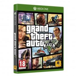 Grand Theft Auto V PL (używana)
