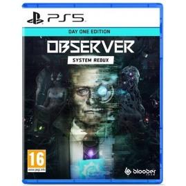 Observer System Redux PL (Używana)
