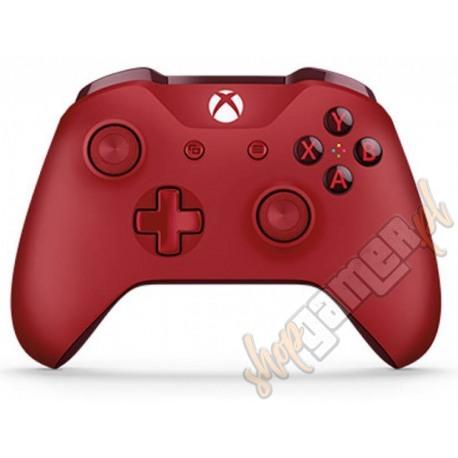 Gamepad Xbox One Wireless Controller S Czerwony (używany)
