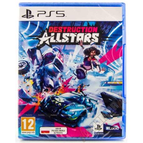 Destruction AllStars PL (nowa)