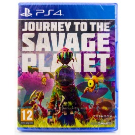 Journey to the Savage Planet (nowa)