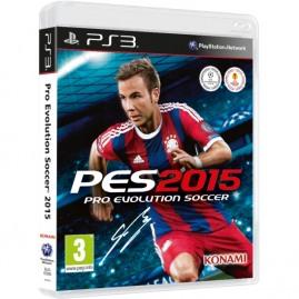 PES 2015 (używana)