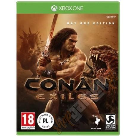 Conan Exiles PL (używana)