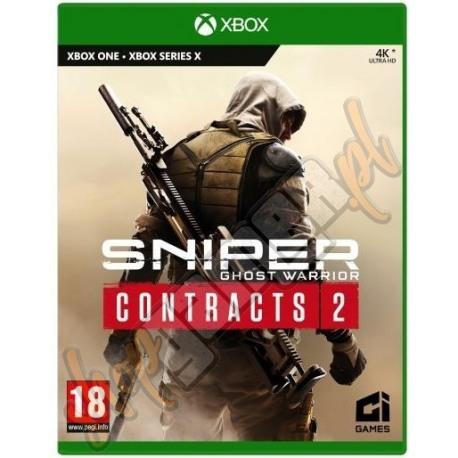 Sniper Ghost Warrior Contracts 2 PL (używana)