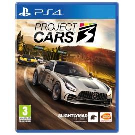Project CARS 3 PL (używana)