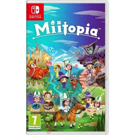 Miitopia (używana)