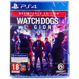 Watch Dogs Legion Resistance Edition PL (nowa)