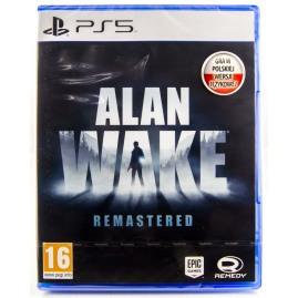 Alan Wake Remastered PL (nowa)
