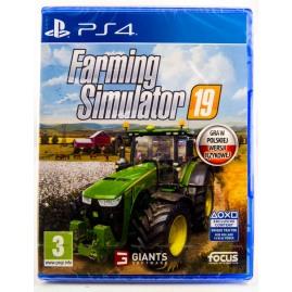 Farming Simulator 19 PL (nowa)