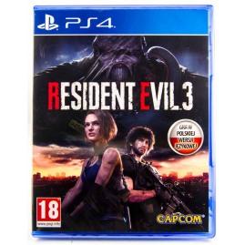Resident Evil 3 Remake PL (nowa)