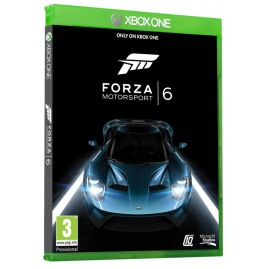 Forza Motorsport 6 PL (używana)