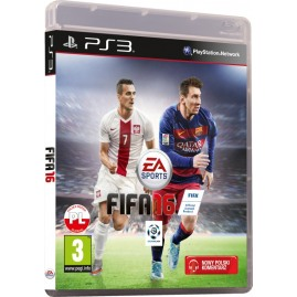 FIFA 16 PL (używana)