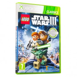 LEGO Star Wars III: The Clone Wars (używana)