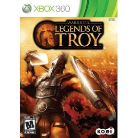 Warriors: Legends of Troy (używana)