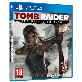 Tomb Raider: Definitive Edition (używana)