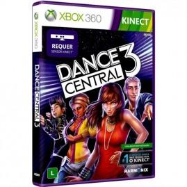 Dance Central 3 PL (używana)