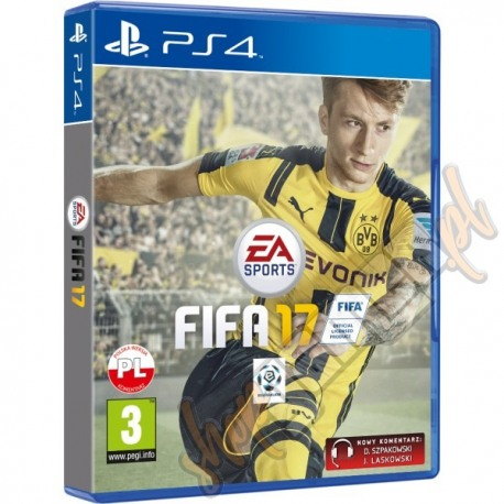 FIFA 17 (uzywana)