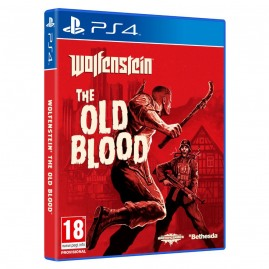 Wolfenstein The Old Blood PL (nowa)