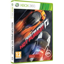 Need For Speed Hot Pursuit PL (używana)