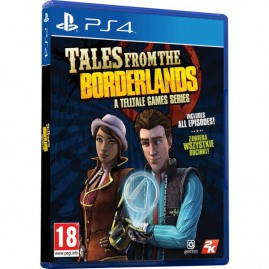 Tales From The Borderlands (nowa)