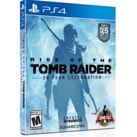 Rise of the Tomb Raider: 20. Rocznica Serii PL (używana)