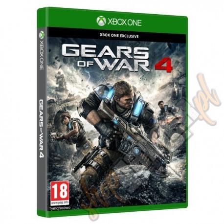 Gears Of War 4 (używana)