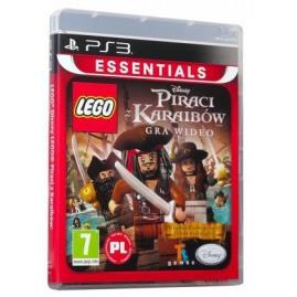 LEGO Piraci z Karaibów PL (używana)